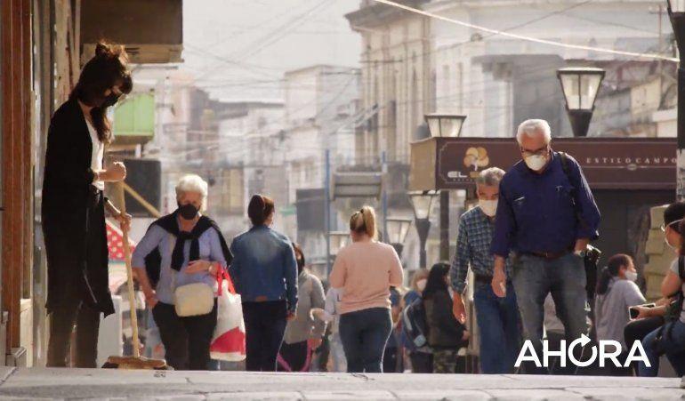 Récord de casos: Entre Ríos registró 68 y 45 son de la ciudad de Paraná
