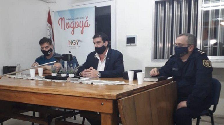 Nogoyá confirmó tres nuevos casos de Covid-19