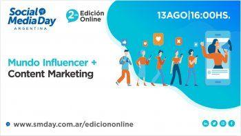 Llega la segunda edición virtual del Social Media Day