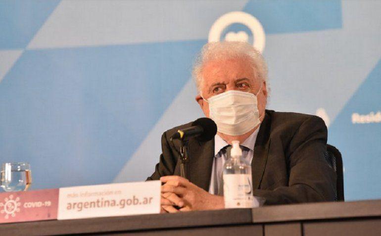 Ginés: Falta poco para que la vacuna esté lista