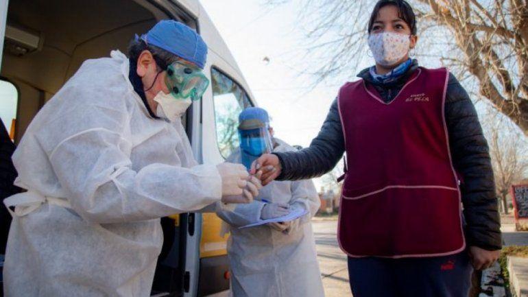 Confirmaron 5.432 nuevos casos y 151 fallecidos por coronavirus en Argentina