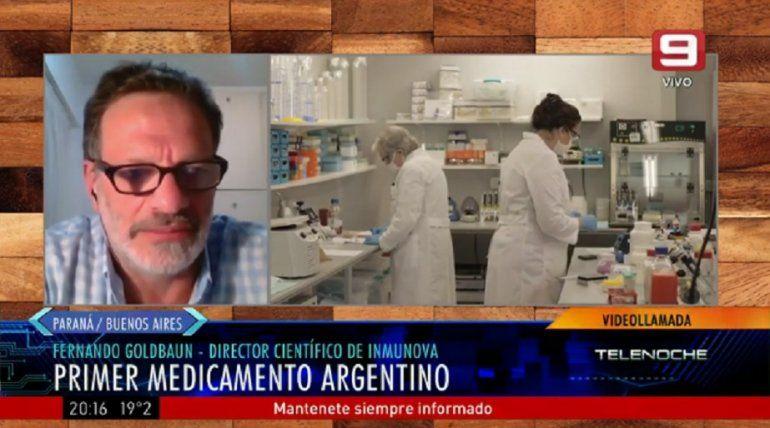 Covid-19: cómo será el primer medicamento elaborado por Argentina