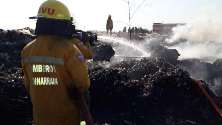 Incendios intencionales alarman a los vecinos de Urdinarrain