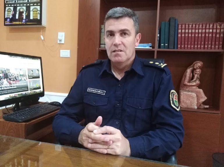 El Jefe Departamental de Gualeguaychú dio positivo de Covid-19