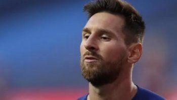 Oficial: Messi se va del FC Barcelona
