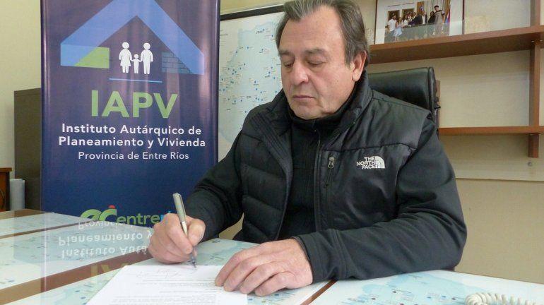IAPV lanza un plan de cuotas para que los adjudicatarios salden sus viviendas