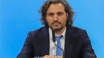 Cafiero cruzó a Bullrich y criticó a la oposición por usar noticias falsas