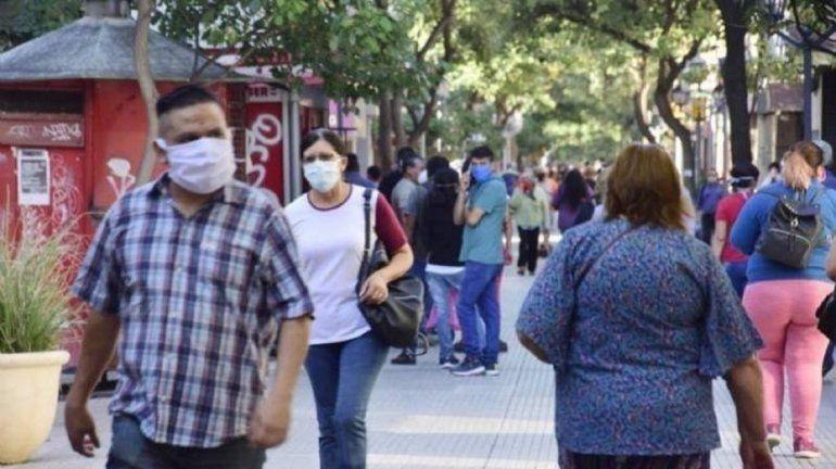 Confirmaron 19.119 nuevos casos de coronavirus en el país