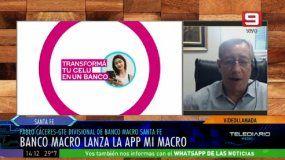 Llega Mi Macro, la nueva app para tener el banco en tu celular