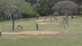 Rehabilitaron el acceso al Parque San Carlos para actividades recreativas