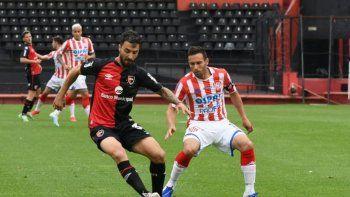 Newells y Unión igualaron en Rosario