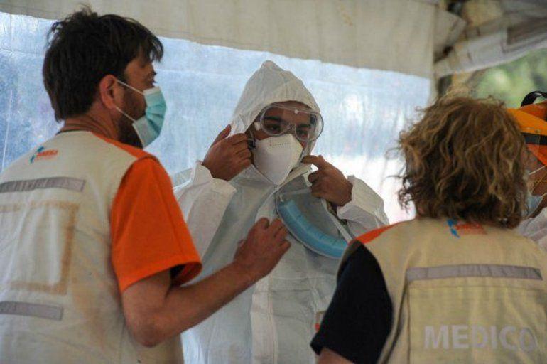 Santa Fe superó las 2.500 muertes por coronavirus