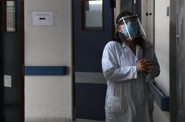 Detectaron 1.728 nuevos casos de Covid-19 en Santa Fe