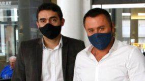 Ucraniano: No tiene conexión con estas armas y las drogas, dijo su abogado