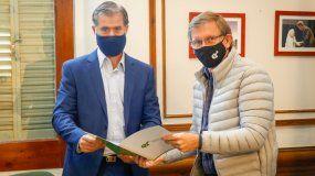 Parque Industrial Municipal: Piaggio recibió la prefactibilidad