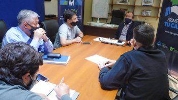 Avanzan las gestiones para construir viviendas en tres localidades entrerrianas