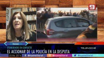 Romero: No está en peligro el derecho de propiedad, fue un conflicto familiar