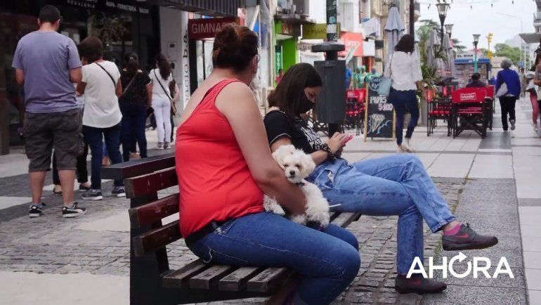 Entre Ríos contabilizó 200 contagios: 92 son del departamento Paraná