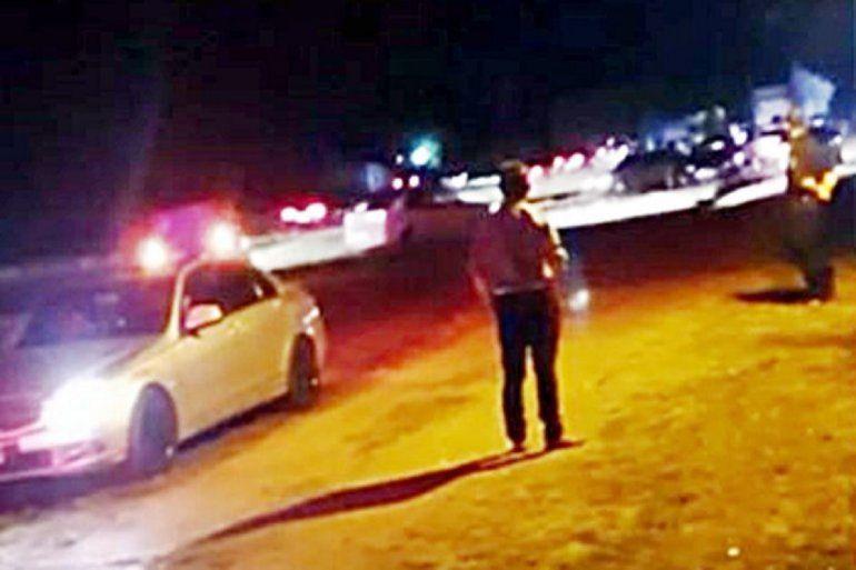 Notificaron a 300 personas que participaban de una fiesta ilegal en Concordia