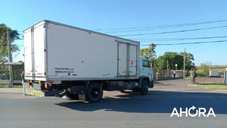 Llegaron las vacunas a Entre Ríos: así fue el operativo en el ingreso a Paraná