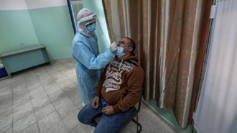 Confirmaron más de 24 mil nuevos casos de coronavirus en el país