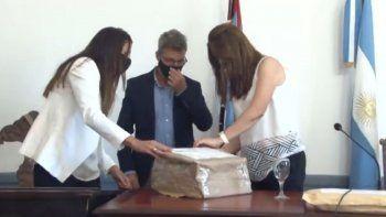 Ampliación de la red de gas natural en Villaguay: abieron los sobres de la licitación