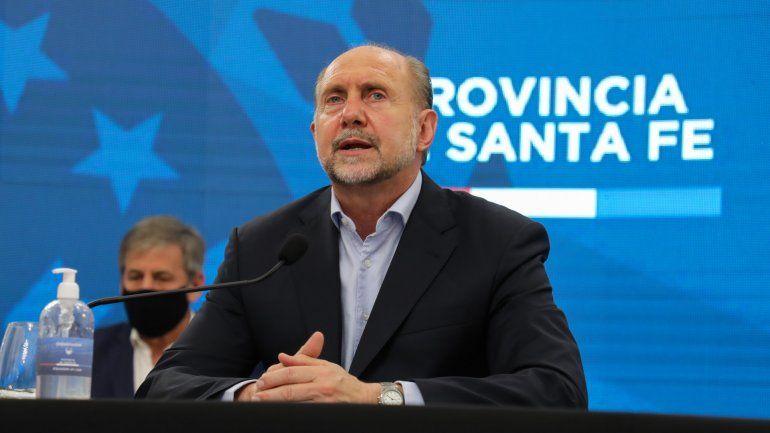 Por ahora, Santa Fe no adhiere a las nuevas restrictivas de Fernández en el AMBA