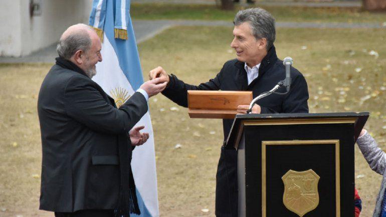 El macrismo también espiaba al exgobernador de La Pampa