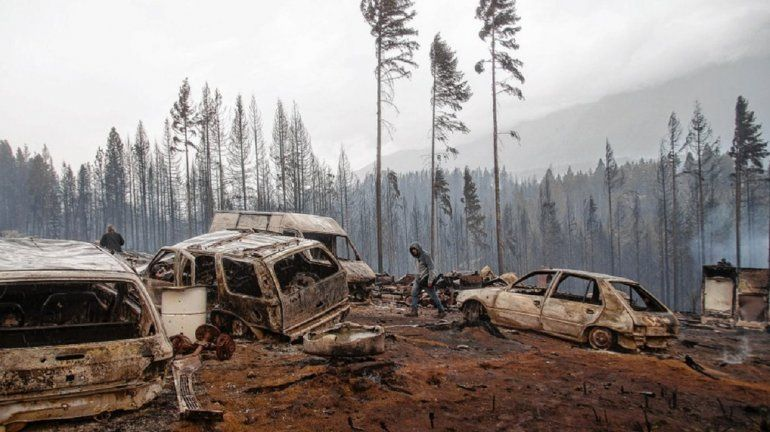 Chubut, en estado de desastre por los incendios: hay 15 desaparecidos