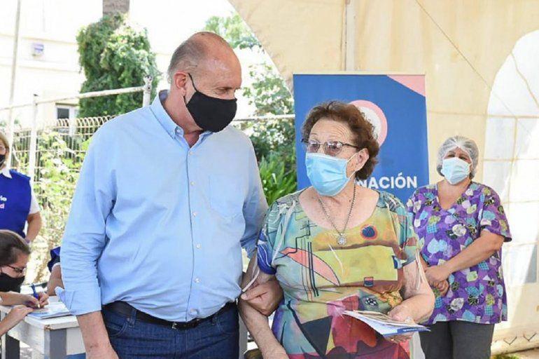 Falleció la madre de Omar Perotti
