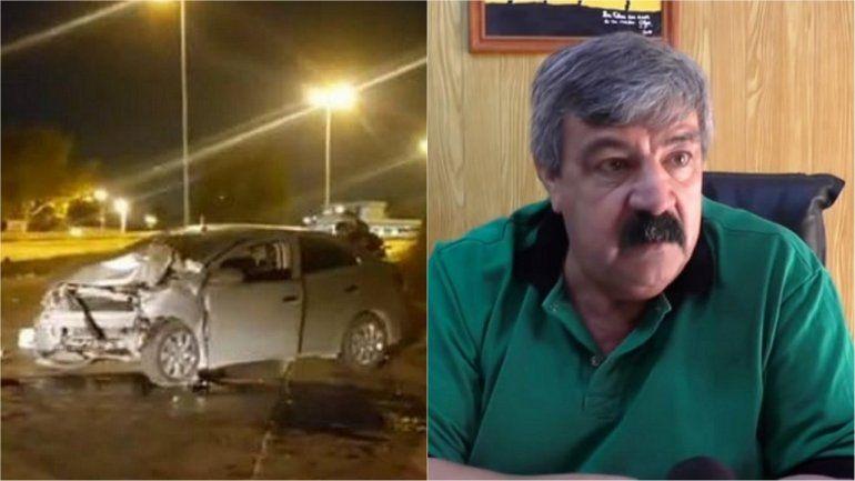 Exintendente de Ibicuy murió en una tragedia vial en Buenos Aires