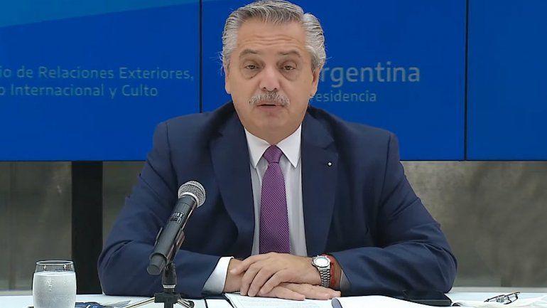 30 años del Mercosur: Fernández llamó a profundizar la integración