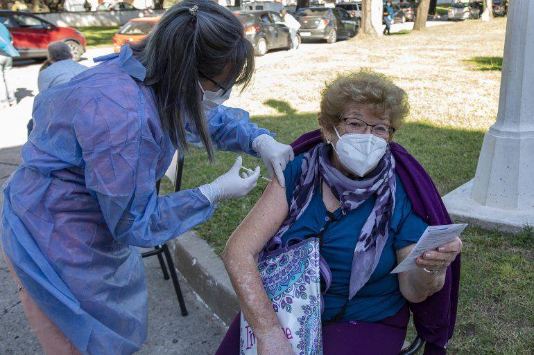 En Entre Ríos ya se aplicaron más de 162 mil vacunas contra el Covid-19
