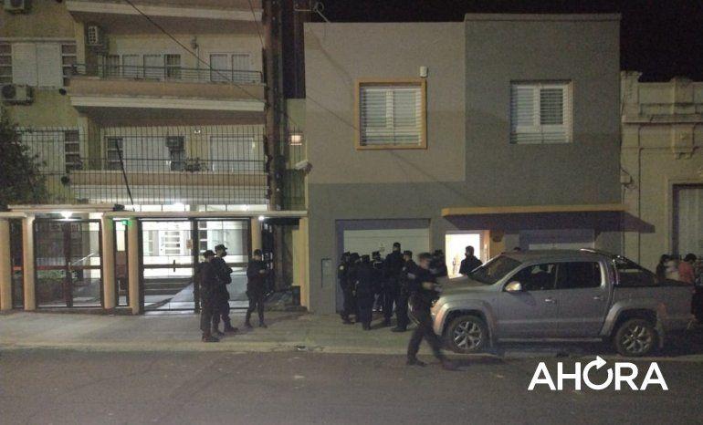 Desactivaron una fiesta con más de 150 personas en la zona céntrica de Paraná