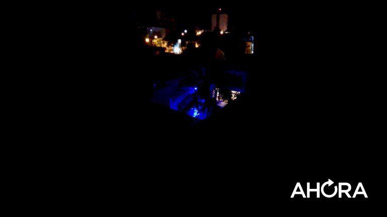 Video: vecinos filmaron una fiesta a una cuadra del Hospital San Martín
