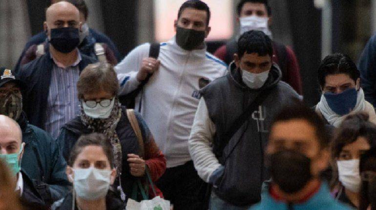 Se registraron 529 muertes y 23.780 nuevos casos de coronavirus en el país