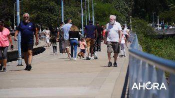 Anuncian días calurosos el fin de semana y luego probables lluvias en Entre Ríos