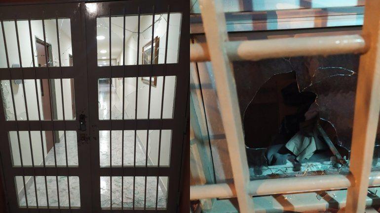 Dos niños robaron y ocasionaron destrozos en una iglesia de Paraná
